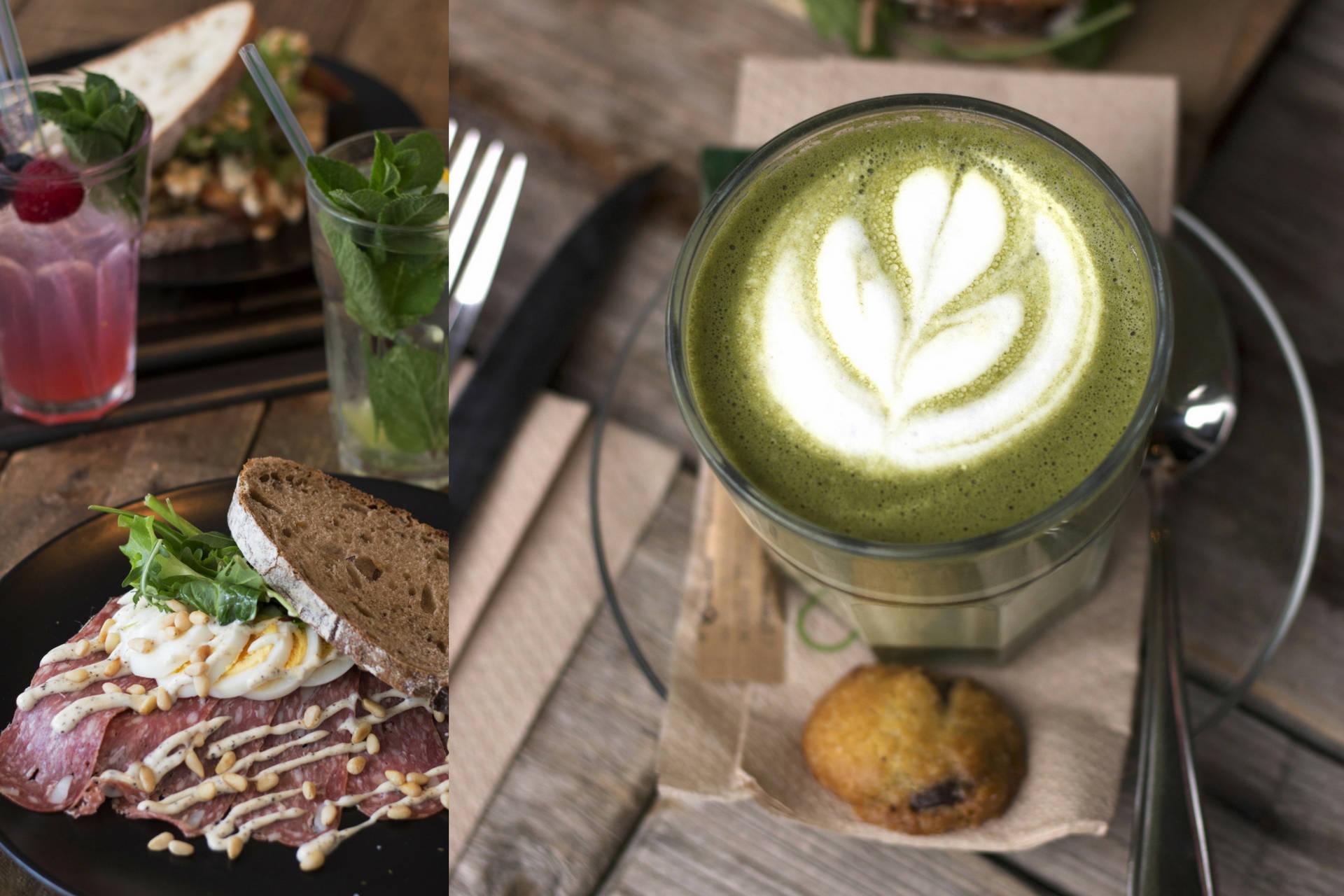 Baker and Moore Rotterdam Lunch brunch en ontbijt Rotterdam 4