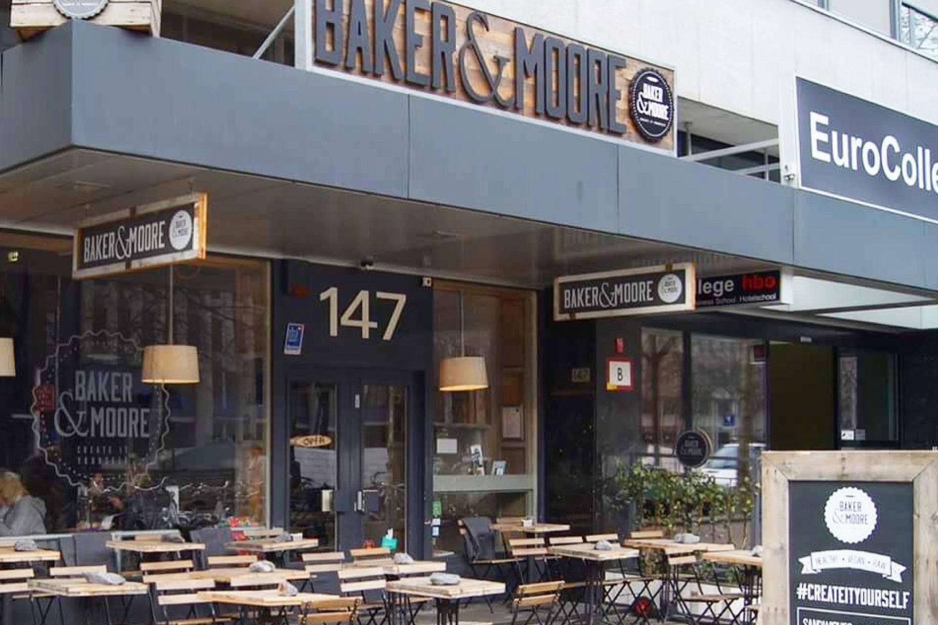 Baker and Moore Rotterdam Lunch brunch en ontbijt Rotterdam 5